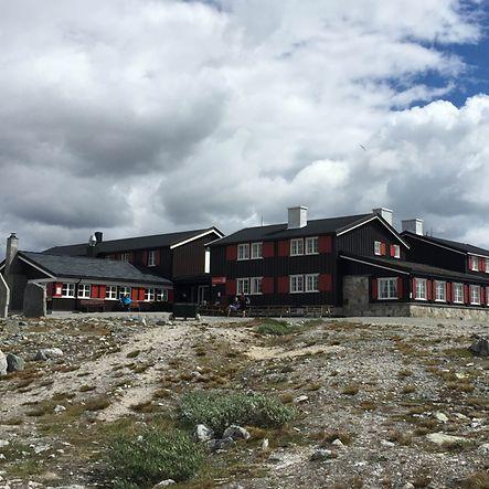 DNT-hytte