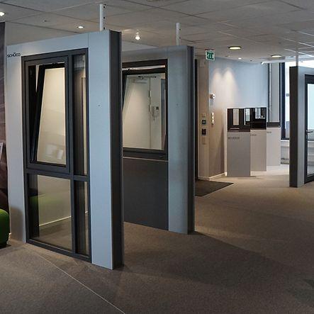 Schüco showroom Oslo