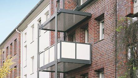 Balcony Roofs