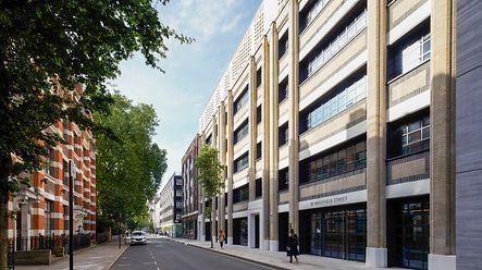 1 Make Architects - 81 Whitfield St