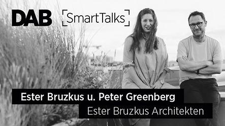 Ester Bruzkus und Peter Greenberg