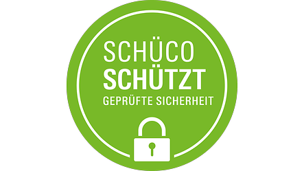 Schueco_Label_Schueco_Schuetzt