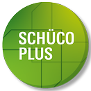 Schüco Plus Icon