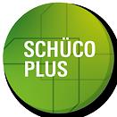 Schüco Plus Icon