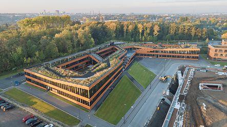 RAG Administrative Building, Essen, Germany - © Nikolai Benner