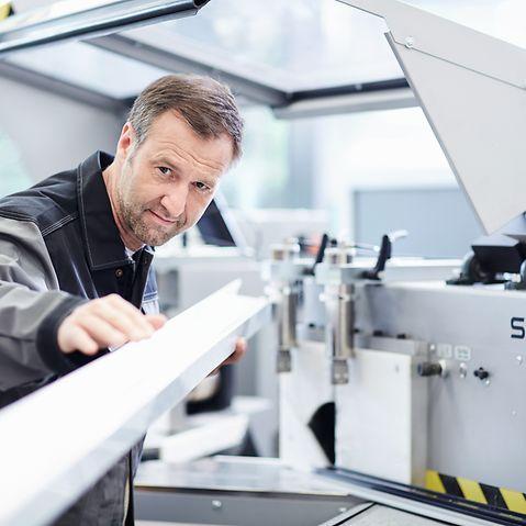 Metallbauer Schüco Premium Partner